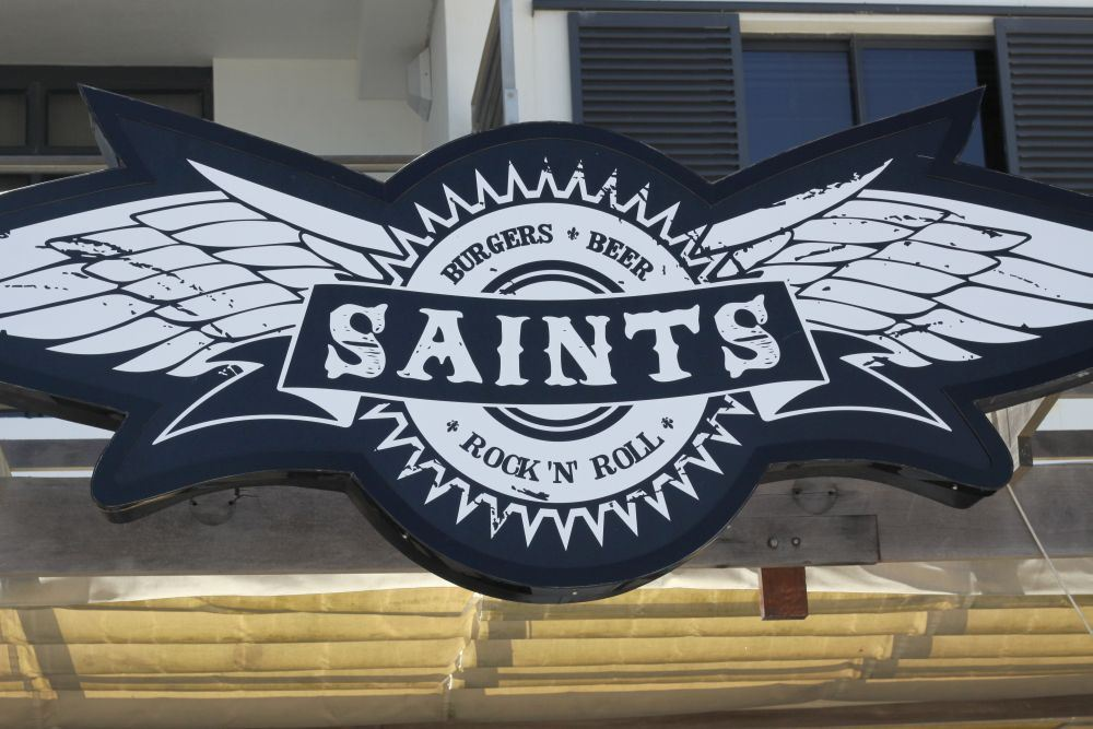 RIOT @ Saints Burger Joint, Eden on the Bay, Blouberg.
